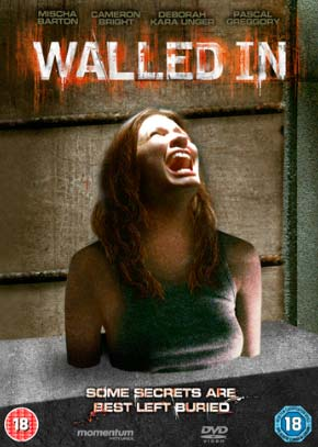 Walled In film 2009 horror