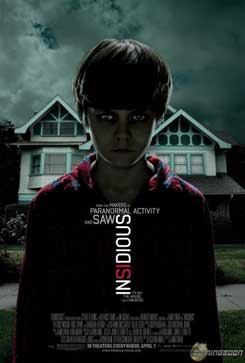 Insidious poster 