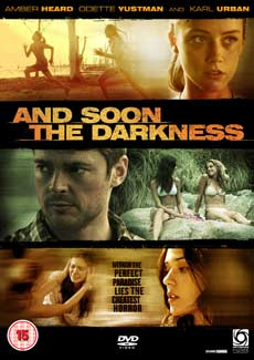 and soon the darkness dvd cover
