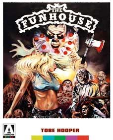 funhouse 1981 dvd cover