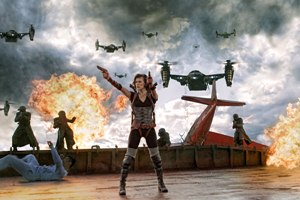 Resident Evil: Retribution is coming