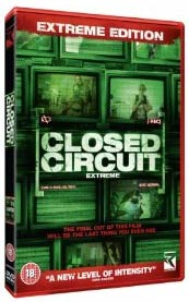 Closed Circuit Extreme dvd box