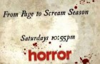 Horror Channel From Page To Scream Season